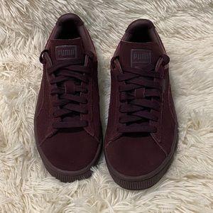 Puma Authentic Suede Shoes